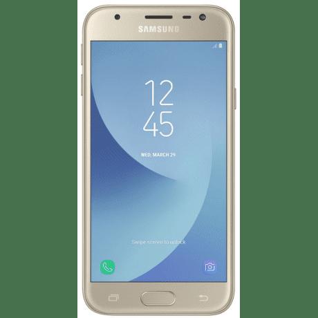 Samsung Galaxy J3 2017 Dual SIM zlatý