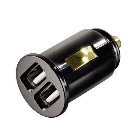 """14118 HAMA Dvojitá USB nabíjačka do CL """"Dual Piccolino"""""""