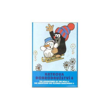 DVD F - Krtkova dobrodr. 4.