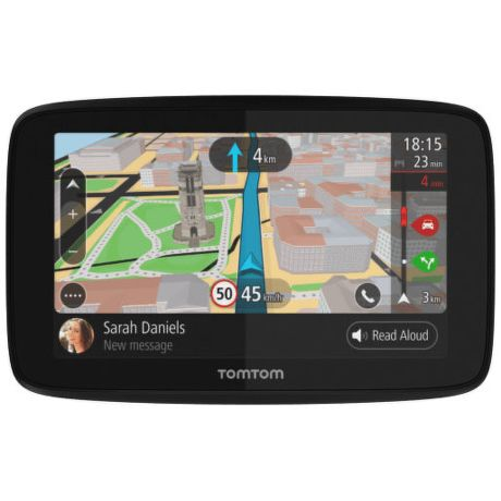 TOMTOM GO 520 WORLD T, Navigácia