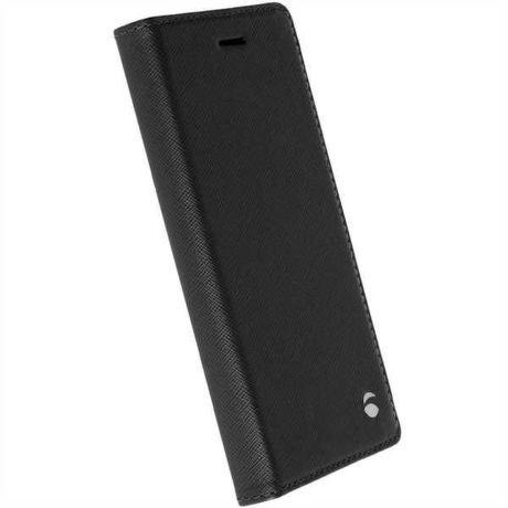 KRUSELL iPhone 7Plus BLK, Flipové púzdro