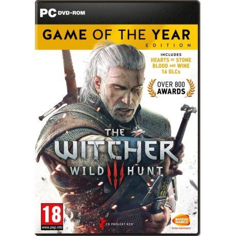 Zaklínač 3 Game of the Year Edition - PC hra