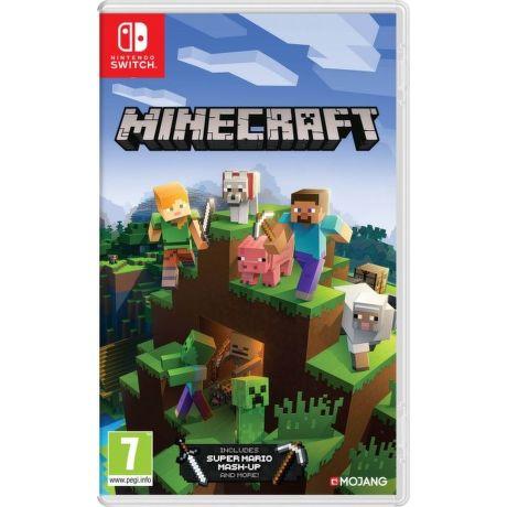 Minecraft, Switch hra