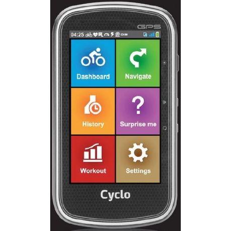 MIO Cyclo 605 HC Cyklonavigace