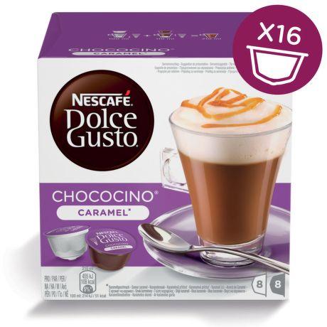 NESCAFÉ® Dolce Gusto® Chococino Caramel