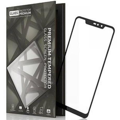 TGP tvrzené sklo pro Xiaomi Redmi Note 6, černé