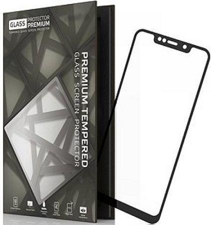 TGP tvrzené sklo pro Motorola One, černé