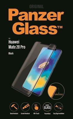 Panzerglass tvrzené sklo pro Huawei Mate 20 Pro, černá