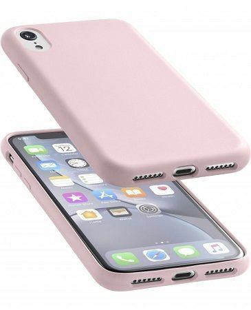 Cellularline Sensation pro Apple iPhone Xr, růžová
