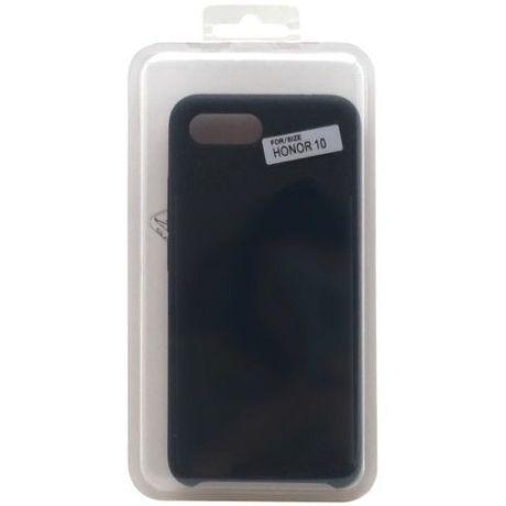 Mobilnet silikonové pouzdro pro Honor 10, černá