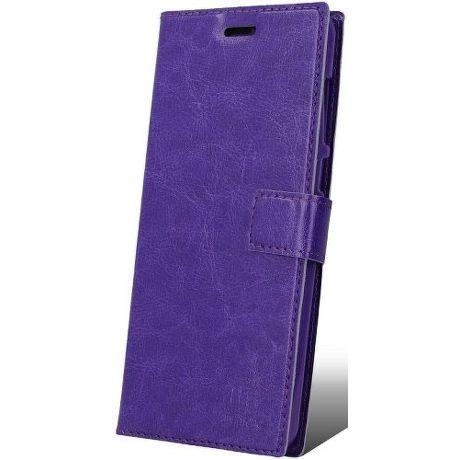 MyPhone knižkové pouzdro pro MyPhone Prime 18x9, fialová