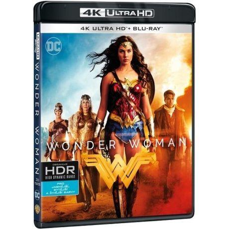 Wonder Woman - Blu-ray + 4K UHD film
