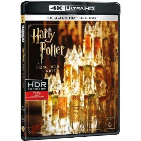 Harry Potter a Princ dvojí krve - Blu-ray + 4K UHD film