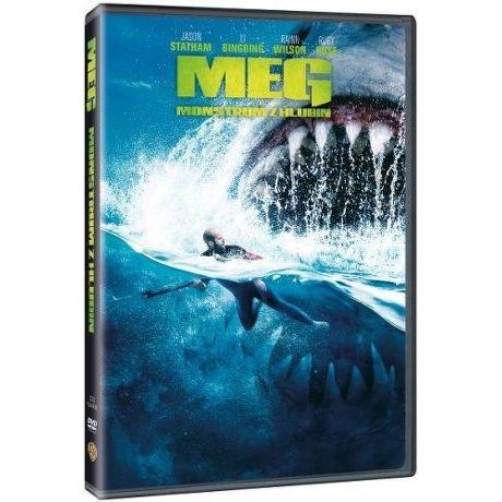meg-monstrum-z-hlubin-dvd-original