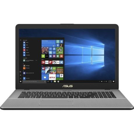 Asus VivoBook Pro 17 N705FN-GC015T šedý