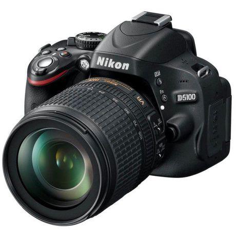 NIKON D5100 + 18-105 AF-S DX VR
