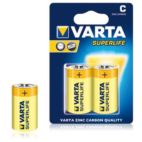 VARTA SUPER LIFE 2014 /2 R14