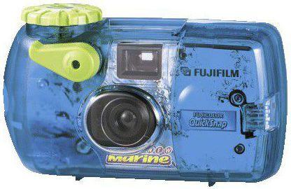 Fujifilm Quicksnap Marine 800 27 - podvodní fotoaparát