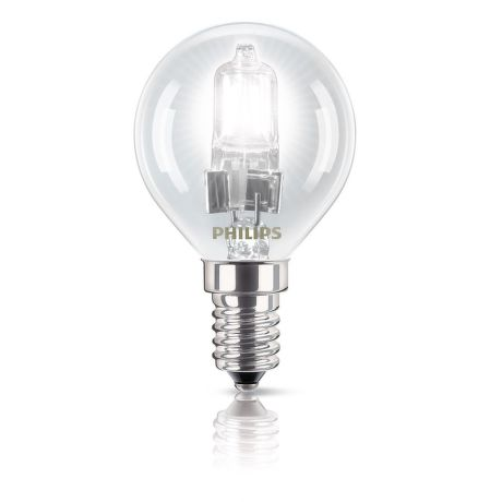 PHILIPS EcoClassic30 P45 42W E14 230V CL  1CT/20