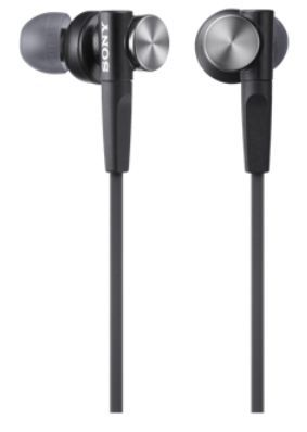 Sony MDR-XB50B (černá)
