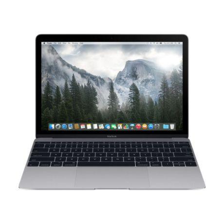 "APPLE MacBook 12"" 512GB MJY42CZ/A Space Grey"