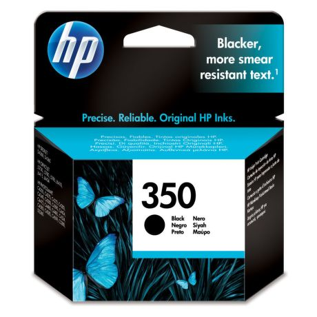 HP CB335EE No.350 black - atrament