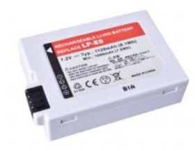 AVACOM DICA-LPE8-356, Batéria pre foto