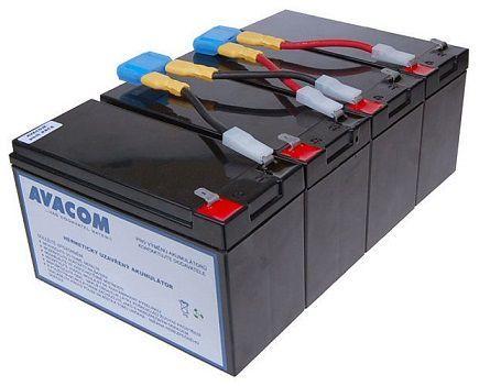 AVACOM AVA-RBC8, Batéria pre UPS