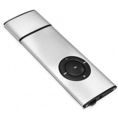 Manta MP3SLIM4SL, MP3 (stříbrný)
