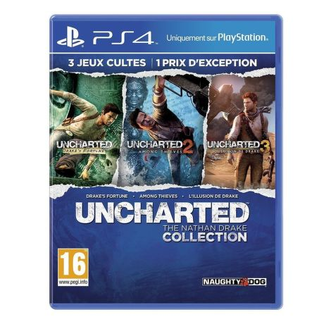 PS4 - Uncharted Collection