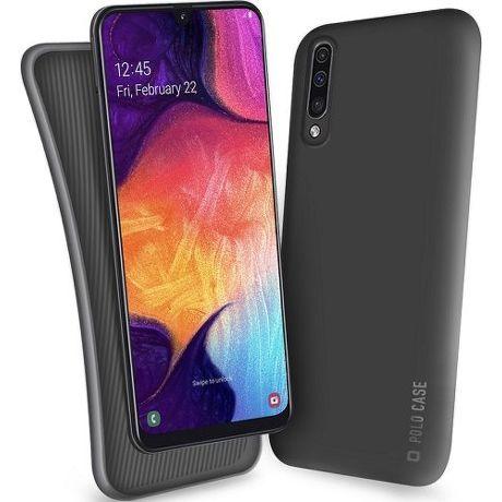 SBS TPU pouzdro pro Samsung Galaxy A50, černá