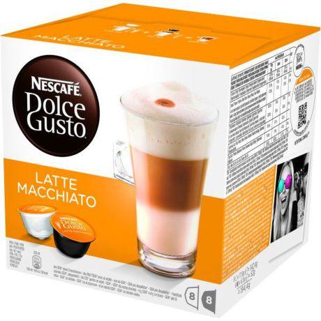 NESCAFE Latte Macchiato, kapsulová káva