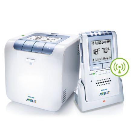 PHILIPS SCD535/00, Digitálny baby monitor