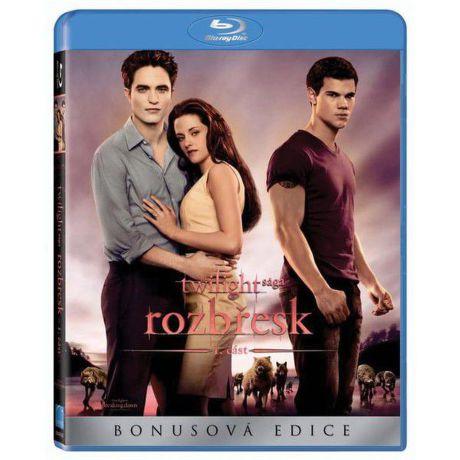 BD F - Twilight sága: Rozbřesk 1. část