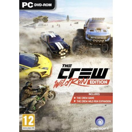 the crew for pc