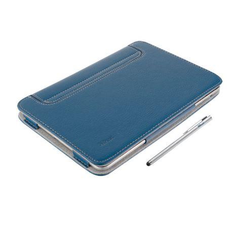 TRUST eLiga Elegant folio stand & stylus for iPad Mini 18883 blue