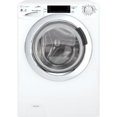 Candy GVFW 4106LWHC-S, bílá pračka se sušičkou