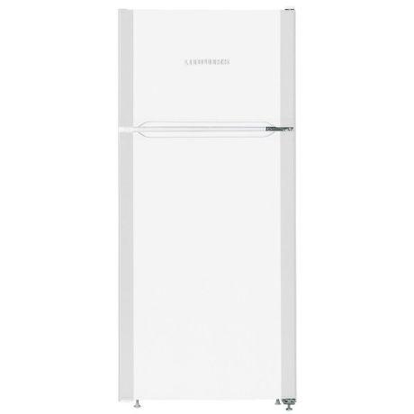 Liebherr CTP 2121, bílá kombinovaná chladnička