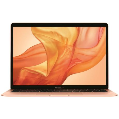 "Apple MacBook Air 13"" 256GB 2018 zlatý"