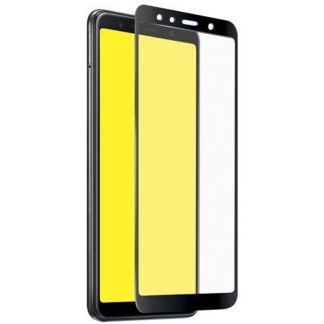 SBS tvrzené sklo pro Samsung Galaxy A7 2018, černá