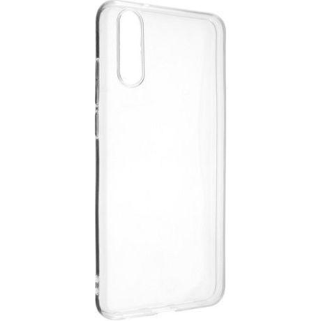 Fixed TPU gelové pouzdro pro Huawei P20, transparentní