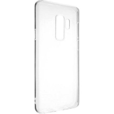 Fixed TPU gelové pouzdro pro Samsung Galaxy S9+, transparentní
