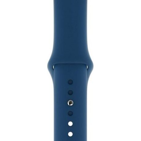 Apple Watch 40 mm sportovní řemínek, podvečerně modrý