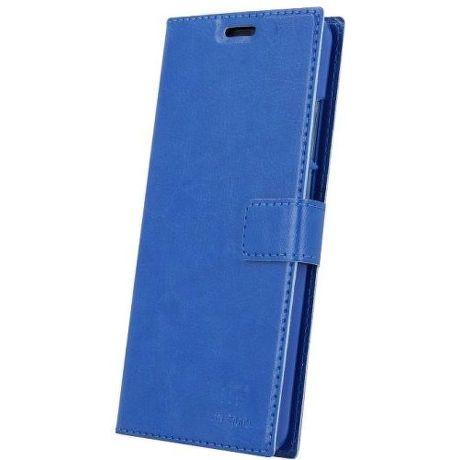MyPhone knižkové pouzdro pro MyPhone Prime 18x9, modrá