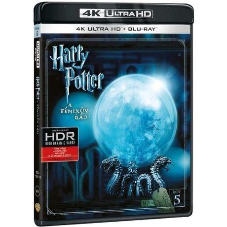 Harry Potter a Fénixův řád - Blu-ray + 4K UHD film