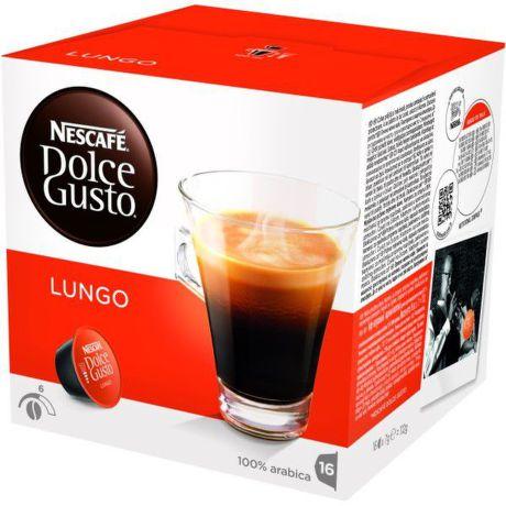 NESCAFE Cafe Lungo, kapsulova káva