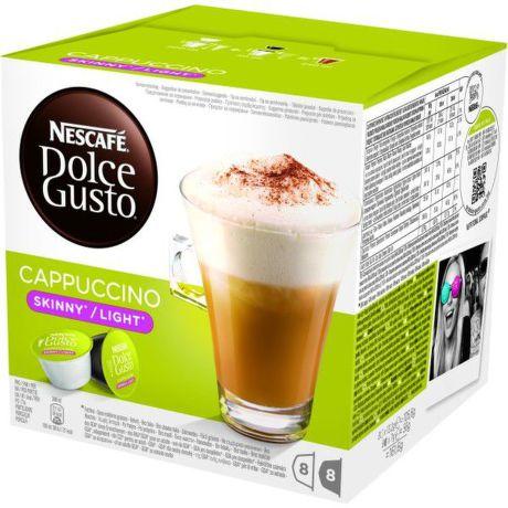 NESCAFE Capuccino Skinny, kapsulova kava