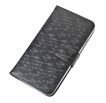 Aligator pouzdro Book Glammy vel. M (černé)