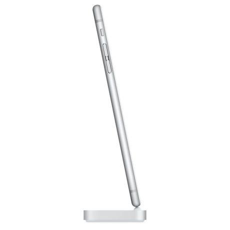 Apple Lightning Dock pro iPhone ML8H2ZM/A (stříbrný)
