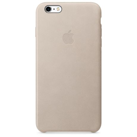 APPLE iPhone 6s Plus Leather Case Rose Gray MKXE2ZM/A
